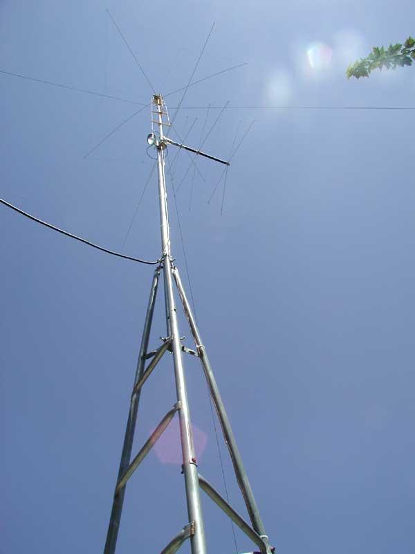 Amateur Radio In The Beginning